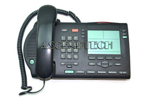 Nortel Meridian M3904 Business Office Display Telephone Ntmn34gc70e6 No Stand