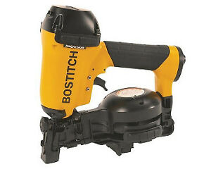 Bostitch Coil Roofing Nailer 15 Degree