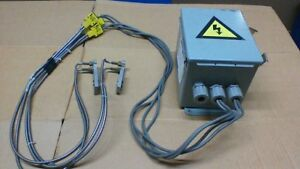 Banner Complete Scanning System 2 Cl5ra 4 Sm312f W Armour Flex Cables