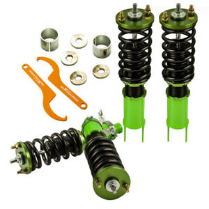 For Honda Civic 1996 2000 Ek Ej Em Adjustable Height Coilovers Suspension Kits