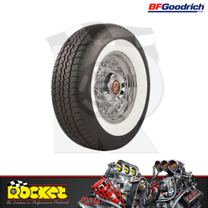 Bf Goodrich 235 75 R15 Radial Tyre W Whitewall Tirbfg235 75r15