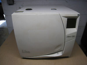Adec W h Lisa Mb 17 Instrument Autoclave Steam Sterilizer 230 Volt With 5 Trays