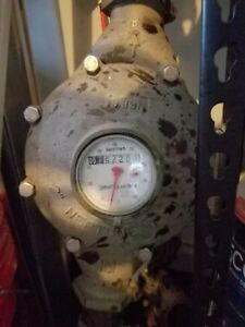 Neptune 2 Water Meter With Double Check Valve