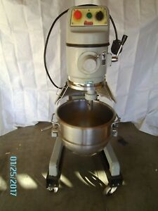 30 Quart Commercial Mixer By Spar Model Sp 30pz