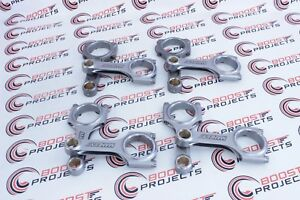 Manley H Beam H Lite Series Rods Connecting Rods Chevrolet Small Block Ls Lt1