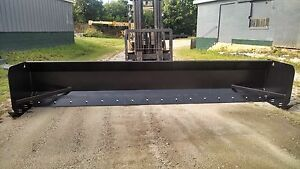 Linville 16ft Snow Pusher Box