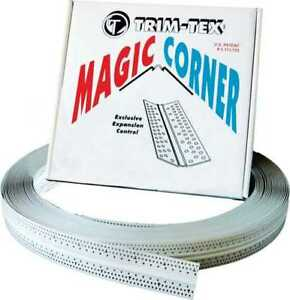 Trim tex Magic Corner Tape Stops Cracks On Drywall Off angles 200 ft Roll