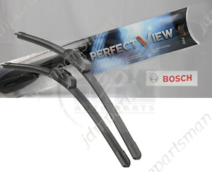 Bosch Perfect View Beam Wiper Blade 26 17 Set Of 2 Front