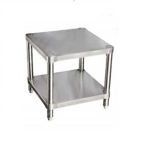 Rice Cooker Stand Stainless Steel Table Equipment Stand 20 X 20 X 20
