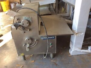 Somerset 20 Dough Sheeter Cdr 2100s