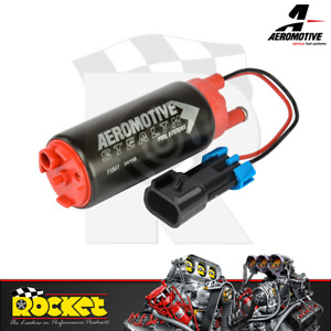 Aeromotive 340 Stealth In tank E85 Fuel Pump offset Inlet Aro11541