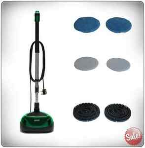 Electric Cleaner Polisher Machine Floor Scrubber Buffer Burnisher Tile