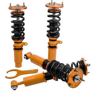 Coilovers Suspension Kits For Bmw 5 Series E60 Sedan 2004 2010 Adjustable Height