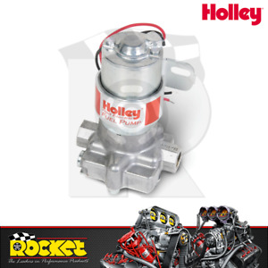 Holley Red 97gph Electric Fuel Pump Ho12 801