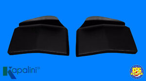 1980 89 Cadillac Fleetwood Brougham Coupe Deville Front Fender Fillers Pair