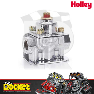 Holley Red 2 Port Fuel Pressure Regulator Ho12 804