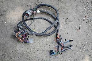 Cab Harness part 6711767 Bobcat 863 Skid Steer
