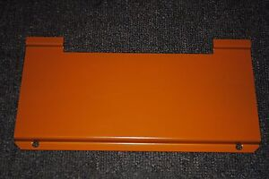 new Lh Battery Access Cover part D130135 Case 1845c Skid Steer