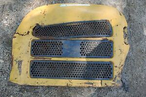 Rear Door John Deere 240 Skid Steer