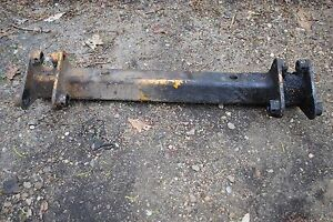 Attachment Bar d55487 Case 1737 Skid Steer