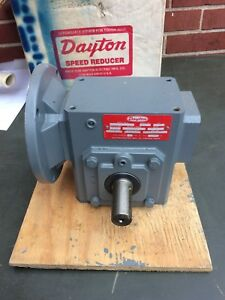 Dayton 4z011 Speed Reducer