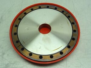 Mdc Mfg Inc 304 Stainless Steel 8 In Nonrotatable Del Seal Cf Flange 1 5 Od