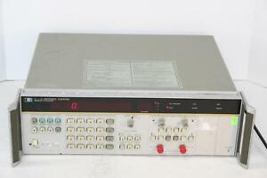 Hewlett Packard 5335a Universal Counter