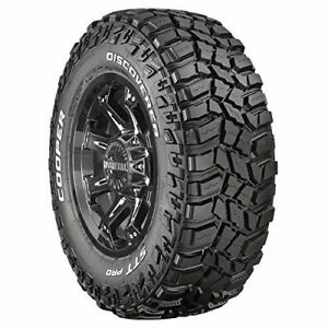 4 New Cooper Discoverer Stt Pro Mud Tires 31x10 50r15 31 10 50 15 31105015 6pr