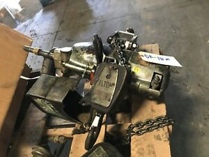 Gardner Denver 75055aa3 1 5 Ton Air Hoist Dr 181m