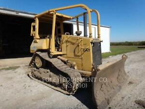1987 Caterpillar D4h Crawler Dozers