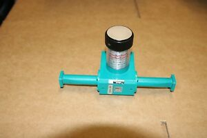 Millitech Direct Reading Attenuator model Dra t42 0 55ghz Or To 60ghz