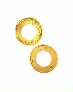 Titanium Coated Burrs For Mazzer Major Coffee Grinders