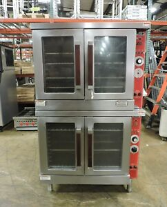 Vulcan Eco4d Commercial Electric Convection Oven