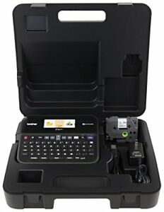 Brother P touch Ptd600vp Pc Connectible Label Maker With Case