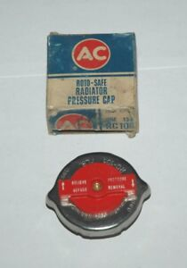 1955 69 Ac Rc106 13 Pressure Relief Radiator Cap Caddy Chevy Ford Olds Pontiac