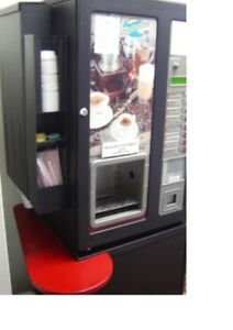 Omnimatic Excel Coffee Espresso Vending Machine Programming Service Manuals
