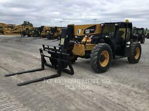 2013 Jlg Industries Inc Tl642c Telescopic Telehandler Forklifts