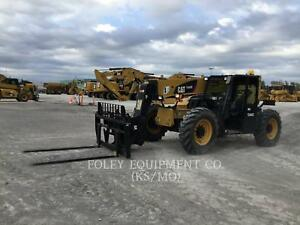2014 Jlg Industries Inc Tl642c Telescopic Telehandler Forklifts