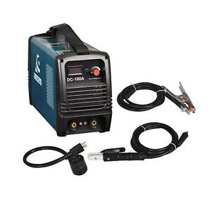 Ansen 160 Amp Stick Arc Dc Inverter Welder 110 230v Dual Voltage Welding