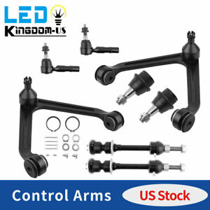 For 2002 2005 Dodge Ram 1500 2wd Upper Control Arm W Lower Ball Joint Kit 8pc