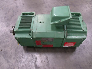 Reliance Electric 15hp Dc Motor Model 01ksw08772f Lot 3
