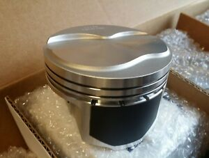 Ls1 Ls2 Ls6 Lsx Forged Pistons Wiseco Pro Tru 4cc Dome With Rings