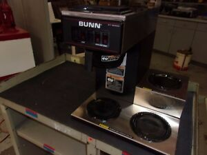 Bunn Vp 17 Series Model Vp17 3 Commercial Coffee Maker