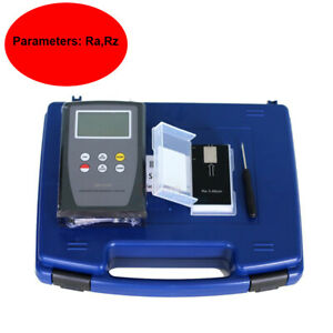 Srt 6100 Portable Digital Surface Roughness Tester Meter Of 2 Parameters Ra Rz