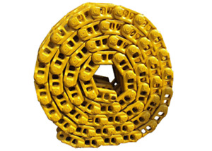 Track 38 Link As Chain John Deere 650h Replacement New Dozer Rail Lubricated