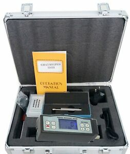 Digital Surface Roughness Tester Ra Rz Rq Rt Surface Roughness Measuring Meter