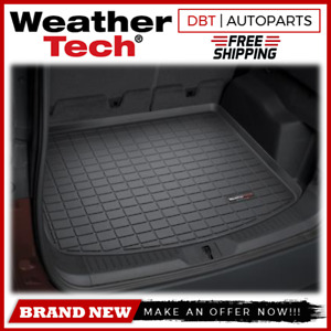 Weathertech Cargo Liners For 2009 2013 Honda Pilot 40378