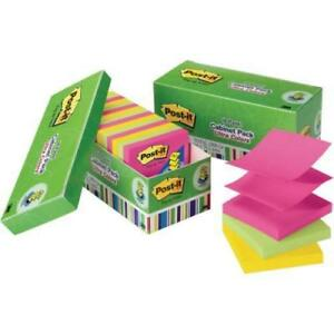 Post it 3 X 3 Pop up Notes pkg Of 18
