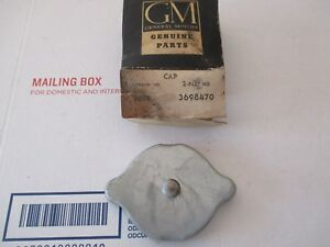Nos Gm Gas Cap 1953 1956 Chevy Bel Air Nomad 210 150 3698470