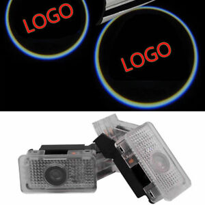 2 Ghost Shadow Led Projector Lights Door Logo Laser For Acura Tlx Rlx Mdx Tl Zdx